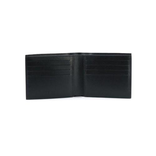 21SS 로고 프린트 반지갑 블랙 BK6005K10S 004