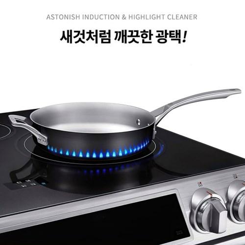 아스토니쉬 친환경 인덕션 클리너 235ml+전용스크래퍼 세트