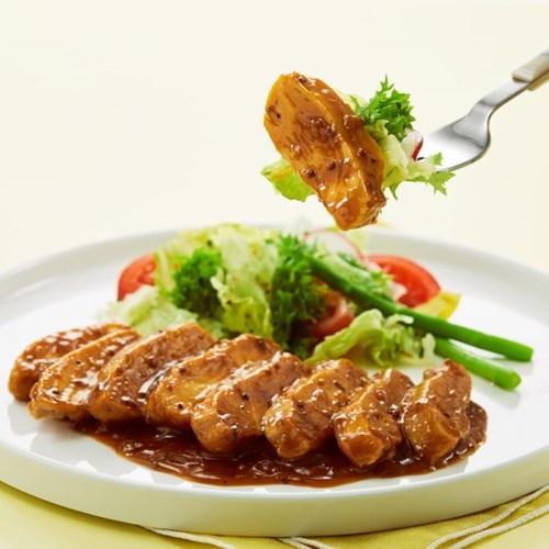 굽네 소스가 맛있는 닭가슴살 슬라이스&볼 6종 12팩 맛보기
