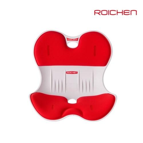 로이첸 체어 자세교정의자 3개 /남성용(블랙)2개+여성용(레드)1개
