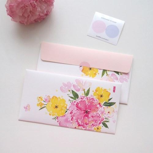꽃보다 용돈 봉투 2매 SET