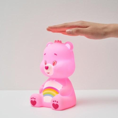 [조카선물추천] 케어베어 무드등 핑크