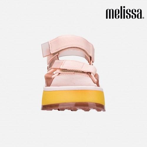 [멜리사] 20SS 파페트 플랫폼 + 라이더 (핑크+옐로우)