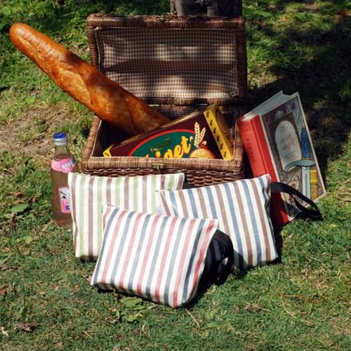 stripe picnicmat