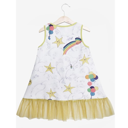 [MH] Starry Sky 오가닉(유기농) 원피스