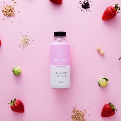 [단독] 맛있게 씹어먹는 칼로리컷_핑크 에디션(3주분)