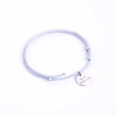 [기부팔찌]adopt, don`t buy bracelet&anklet