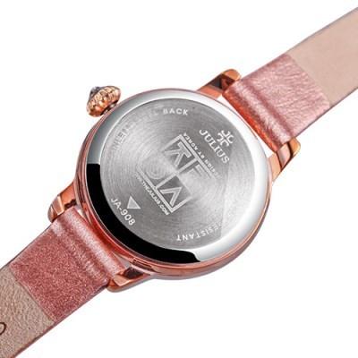 쥴리어스정품JA-908여성시계/손목시계/가죽밴드