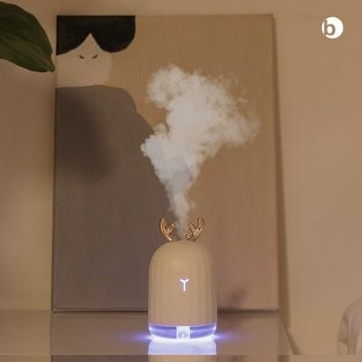 위시비 LED 미니 USB 가습기 스칸디나비아