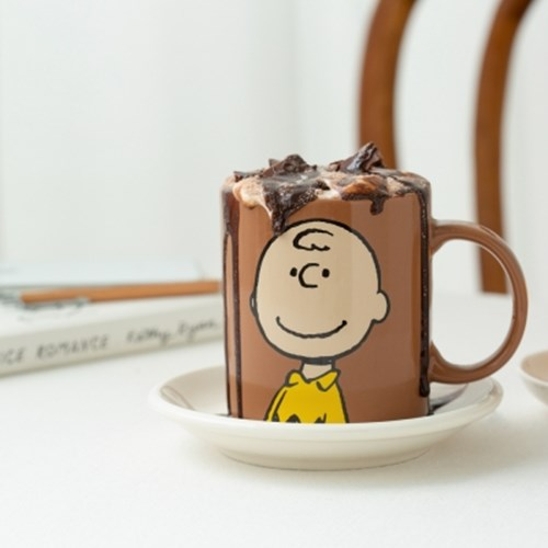 [Peanuts] 머그컵_스누피와 친구들 (6종)