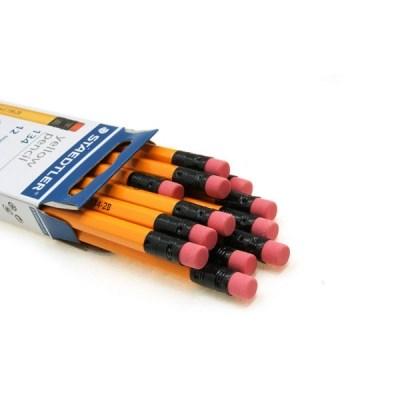 스테들러 Yellow Pencil(12개입)