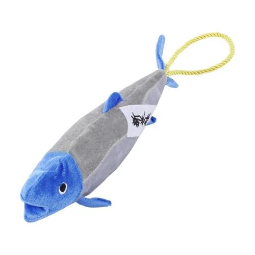 [PetToy]Squeaky Salmon 빠스락 삑삑
