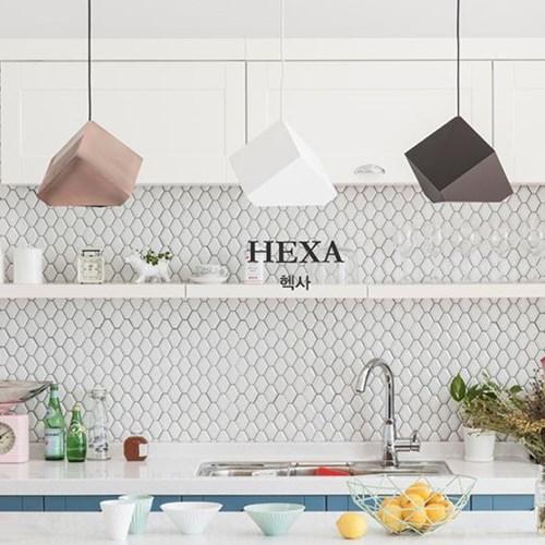 헥사 펜던트 : Hexa Pendant