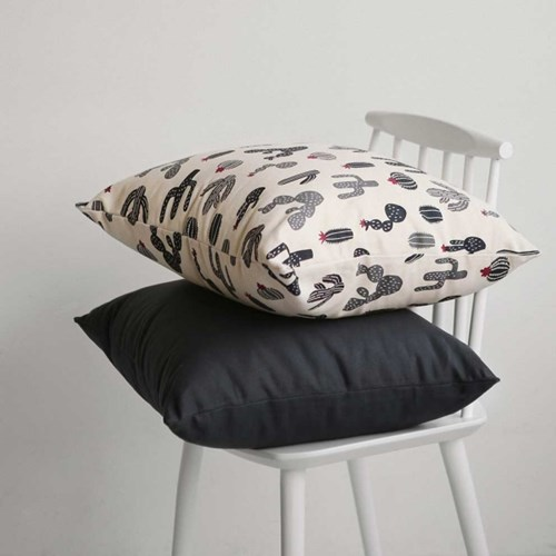 Cushion cover - Pattern (oxford)