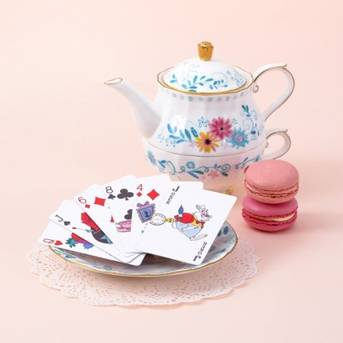 [Disney]Alice_Tea pot set