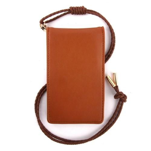[스크래치 상품] 플립 자석 카드 목걸이 지갑