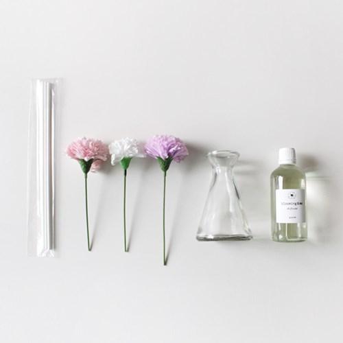 사랑의 카네이션 디퓨저(soap flower)