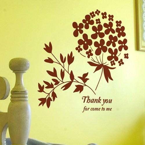러브꽃다발 S676-벽 장식 그래픽스티커 셀프인테리어_(1975719)