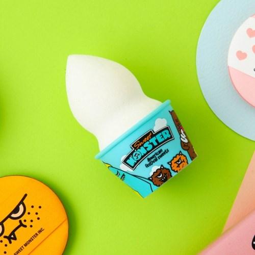 몬스터 밀크 아이스크림 퍼프