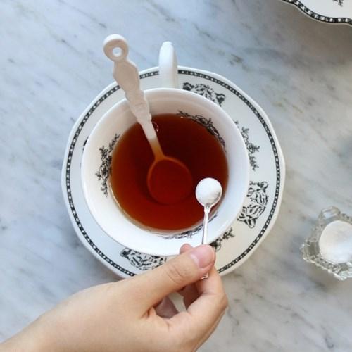 쁘띠타이거 커피잔세트