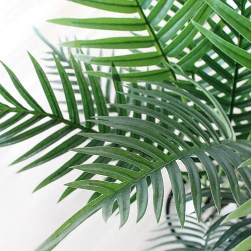 아레카 야자수 조화 나무(100cm)