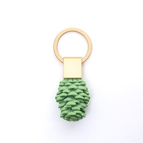 Pine Cone Keyholder