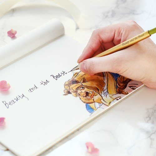[Disney]미녀와 야수_Rose Pen
