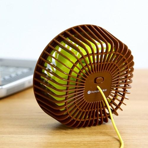 펀펀팬 최저소음 USB 미니선풍기 탁상용선풍기