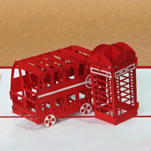3D 팝업카드 랜드마크 시리즈3