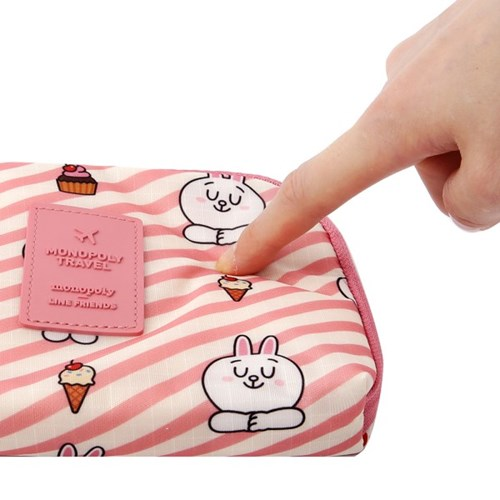 [LINE FRIENDS] CABLE POUCH (S)