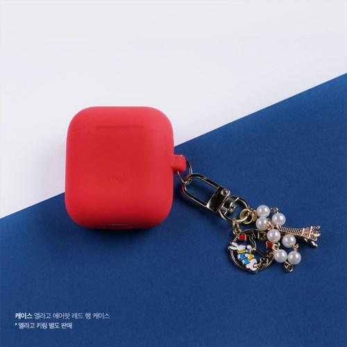 [엘라고] 에어팟 실리콘 행 케이스 [6 color]