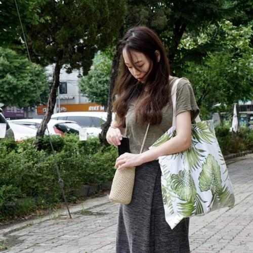 하비스트 복조리백 MINI - 손뜨개 KIT