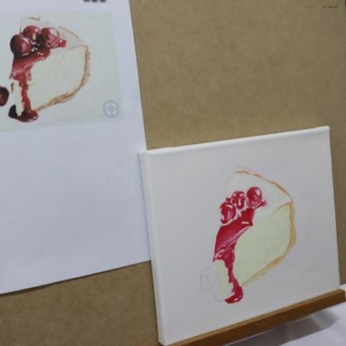 [텐텐클래스] (파주) 달콤한 유화그림 그리기