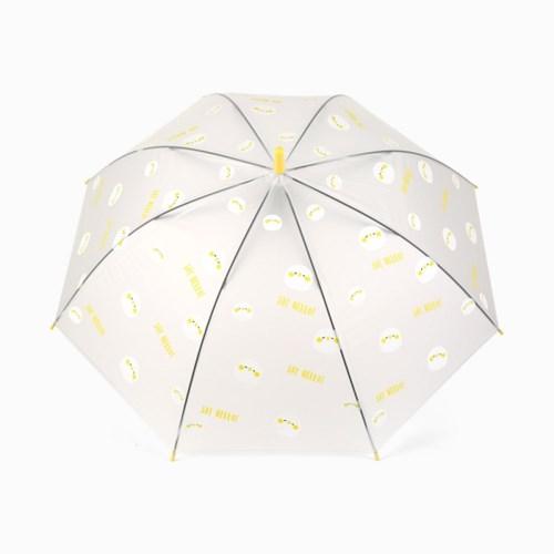 캐릭터 반투명 우산(6 options)