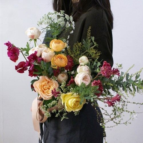 [텐텐클래스] (평택) 플라워클래스: 꽃으로 물들이는 나의 하루