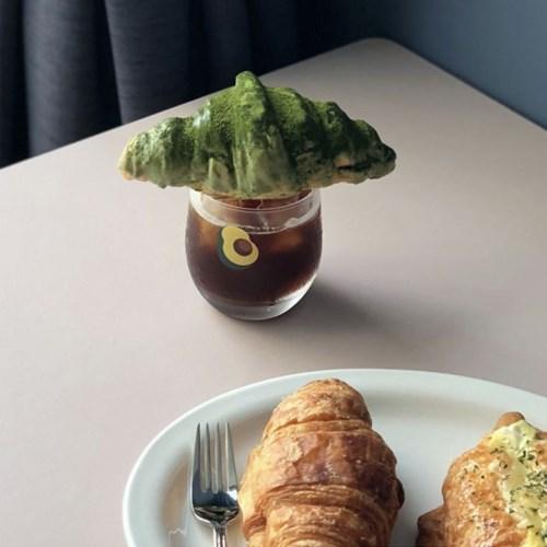 아보카도 cup