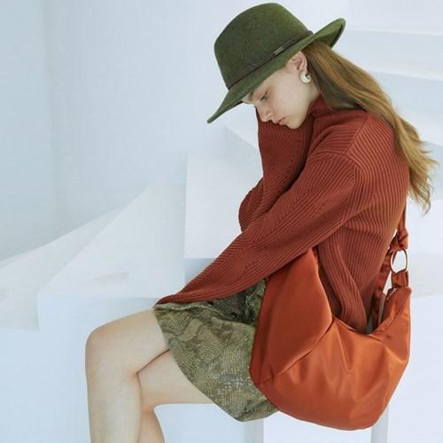 Sling Bag_orangebrown