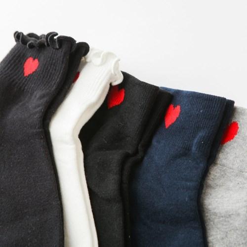 Daily Socks 5+1 세트 (Woman/8종)
