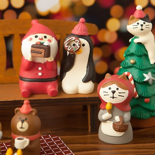 데꼴 크리스마스 가구 피규어