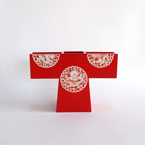 '곤룡포' 필통&명함꽃이