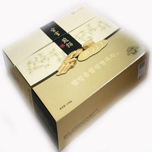 (선물세트)웰빙 종합전병과자(2) 1030g x 7EA