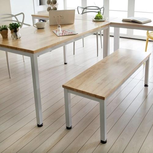 자이 원목 식탁 겸 테이블 6인용8인용