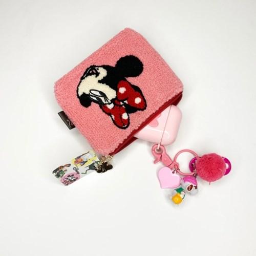 [맙소사잡화점] 디즈니 뽀글이 파우치