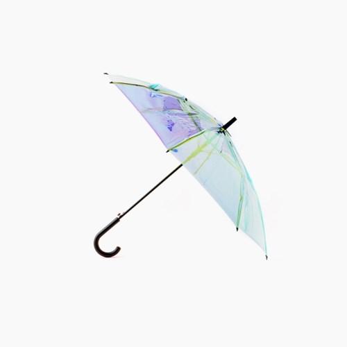 홀로그램 우산
