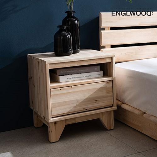 잉글랜더 벤트리 편백나무 침실 협탁