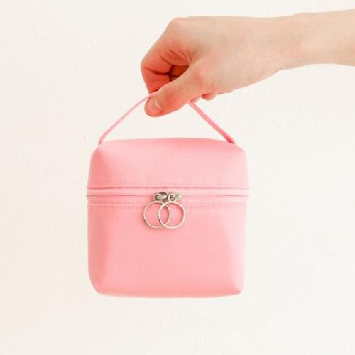 [텐바이텐 단독] [핑크에디션] MINI BOX POUCH_BABYPINK