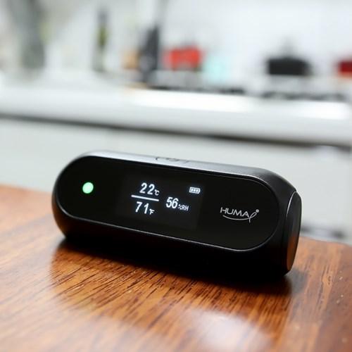 [휴마아이] 휴대용 미세먼지 측정기 (HI-150) - CO2/온습도/유해가스
