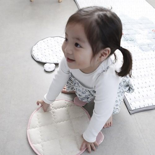 미끄럼방지 논슬립패드 2종 곰돌이 유아방석