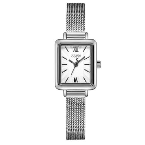 [쥴리어스정품] JA-1153 여성시계/손목시계/메쉬밴드