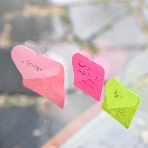 Feel So Good Fold It_Love Heart (점착메모지 세트)